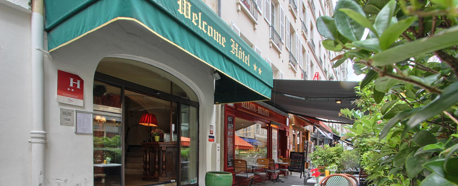 Reservation h tel paris 75006 for Hotels 75006