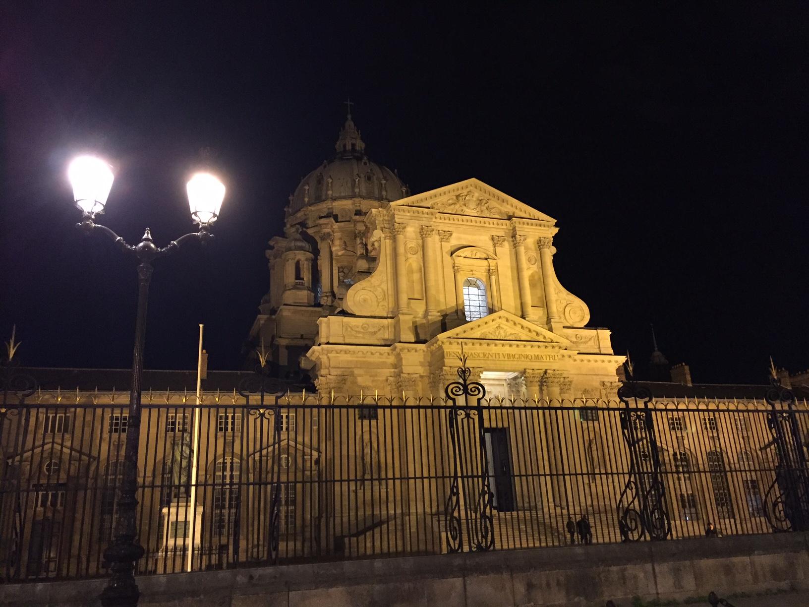Nuit Culturelle à Paris: Val de Grâce