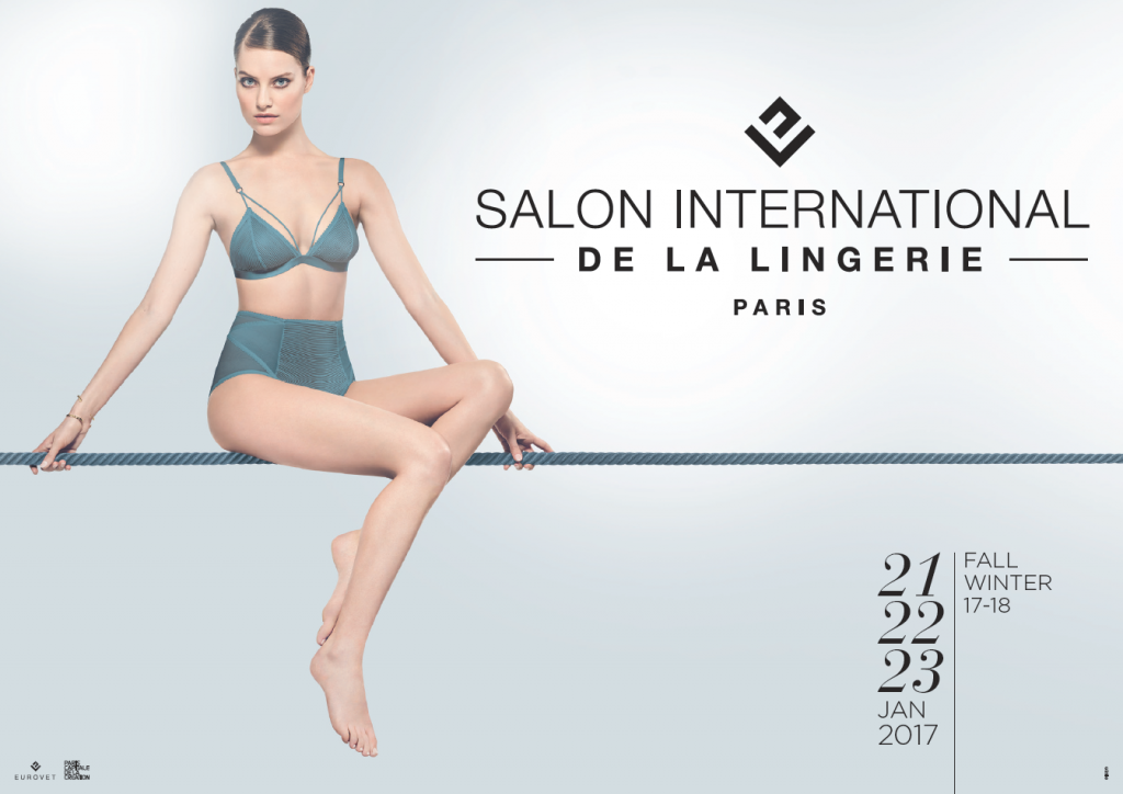 new edition of the international salon de la lingerie in paris