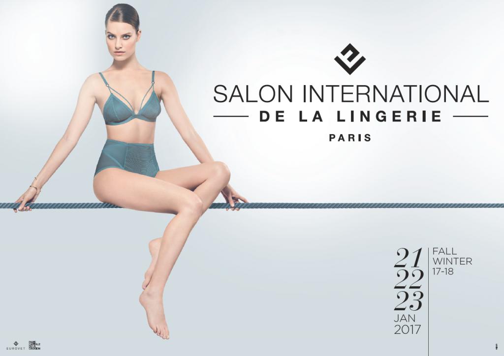 Le salon international de la lingerie pr sent par le for Salon de la gastronomie paris 2017