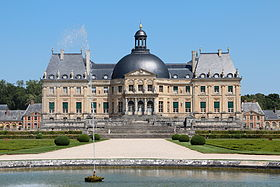 Chateau de Vaux le Vicomte Open on the 1st of May