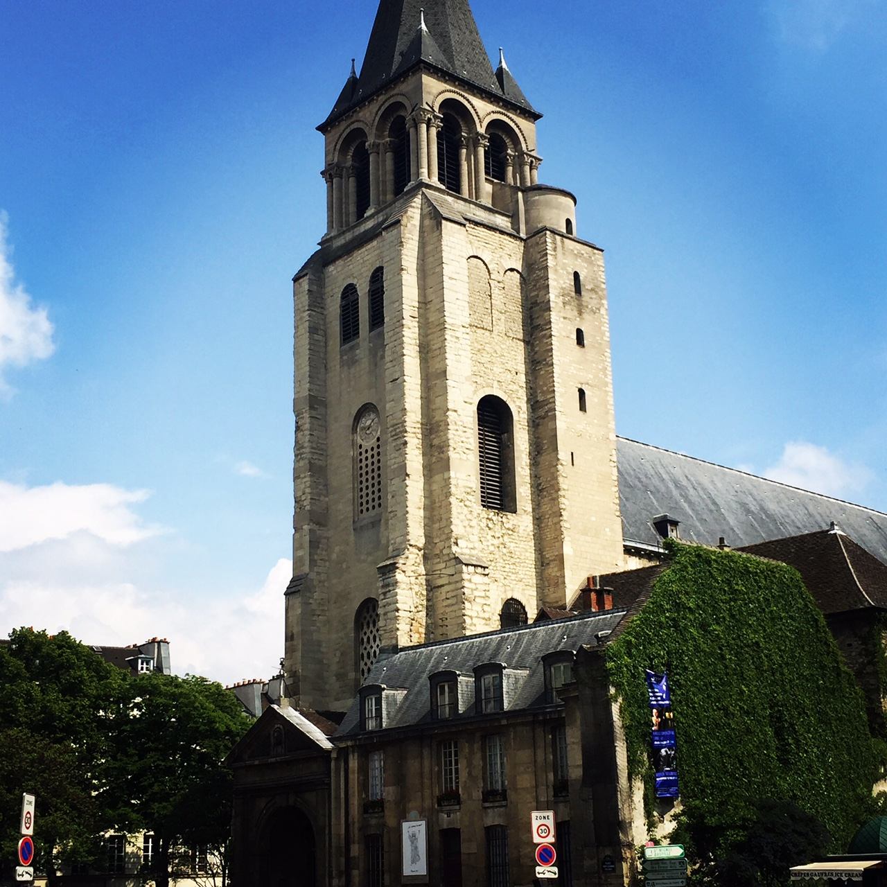Jazz Festival - Church of Saint-Germain