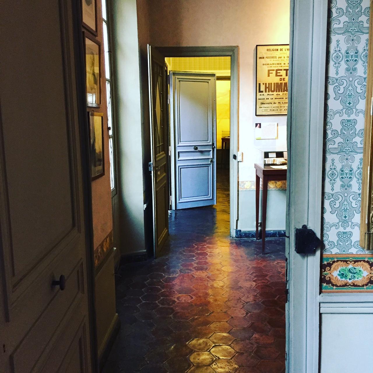 Nuit Culturelle à Paris: Maison d'Auguste Comte