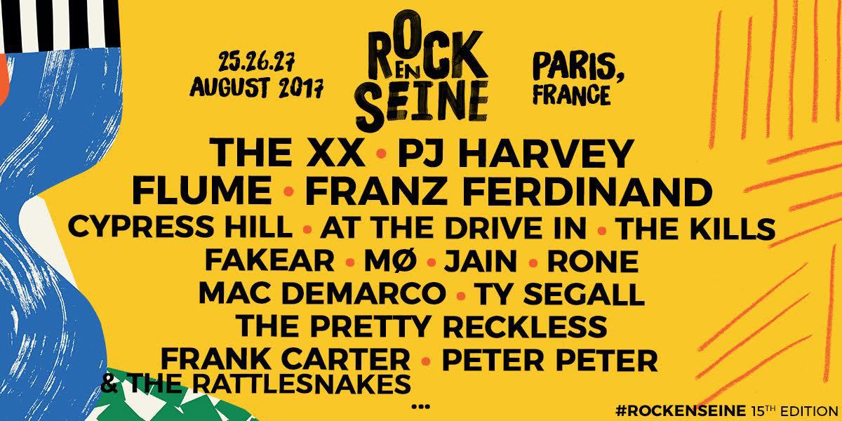 Musique: Rock en Seine 2017