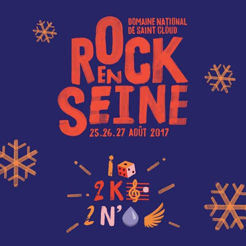 Music: Rock en Seine 2017