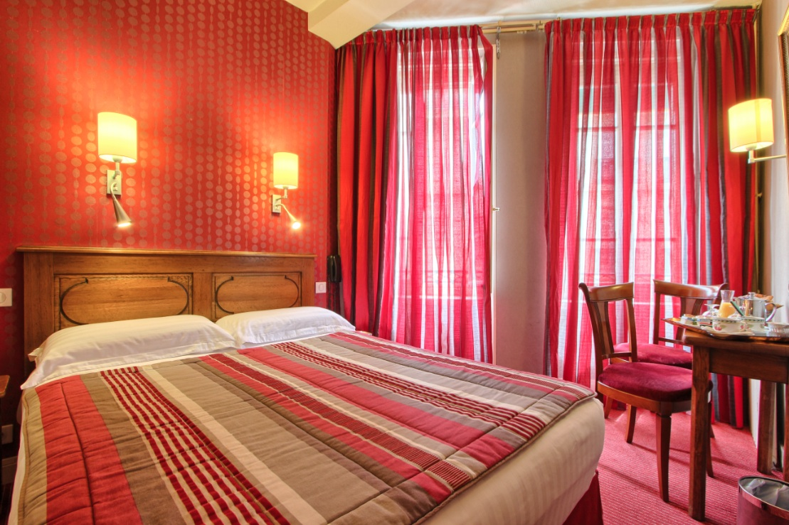 Hotel in Latin Quarter Paris : Welcome Hotel near La Sorbonne, Pantheon...