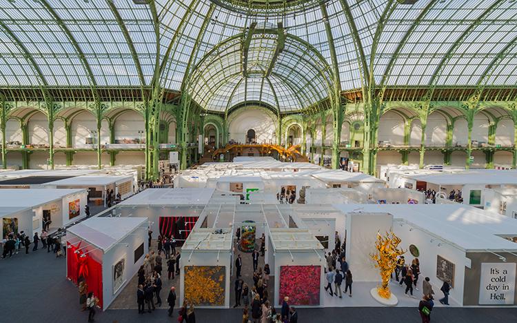 FIAC PARIS : réserver un hôtel à Paris Centre